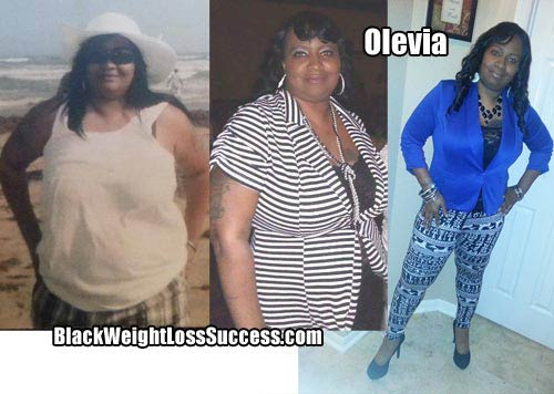 Olevia weight loss