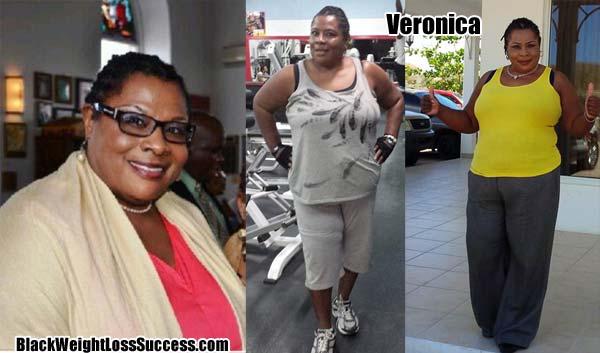 Veronica weight loss