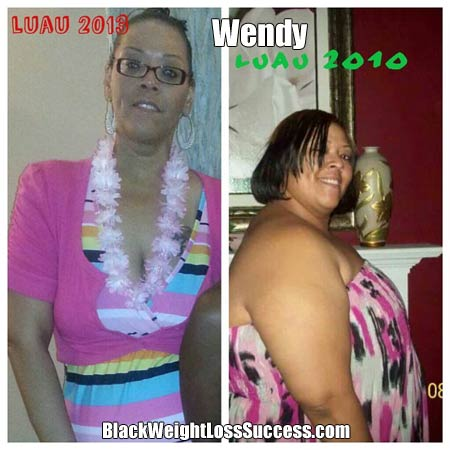 Wendy weight loss story