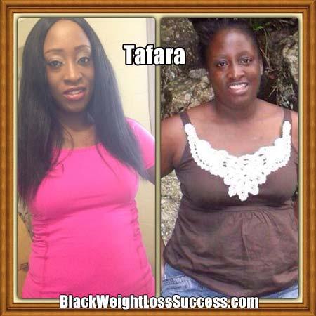 tafara weight loss