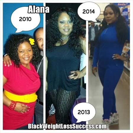 Alana weight loss