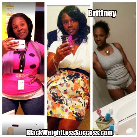 Brittney weight loss