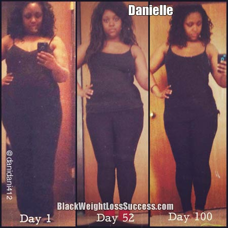 Danielle give it 100