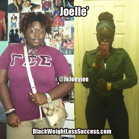 Joelle weight loss