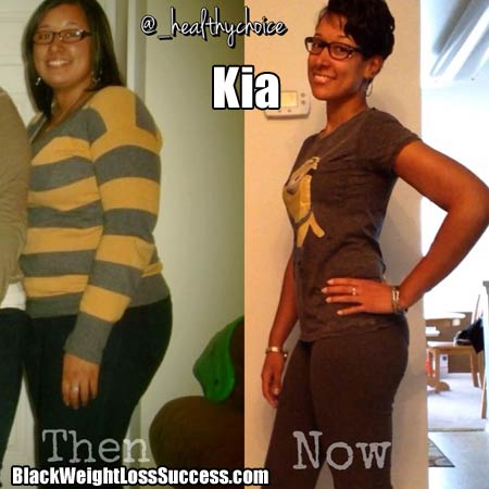 Kia weight loss