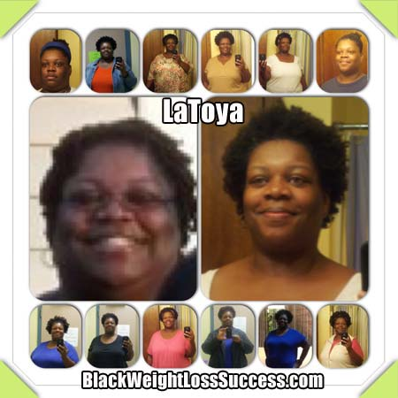LaToya's weight loss story