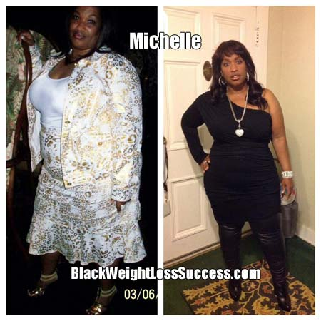 Michelle weight loss story