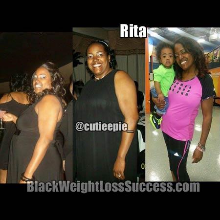 Rita weight loss