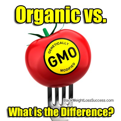 gmo organic difference