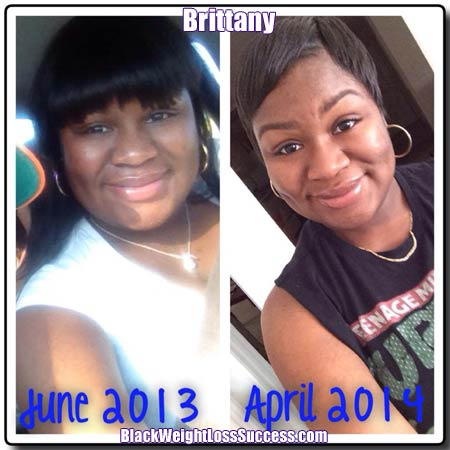 Brittany weight loss
