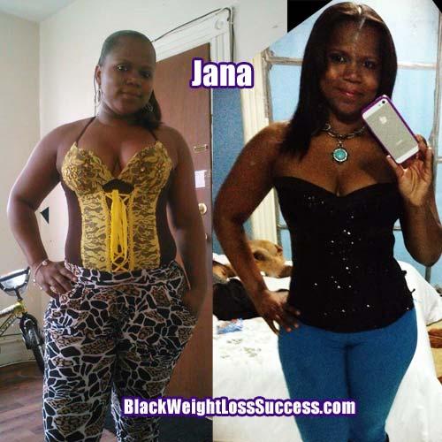 Jana weight loss story