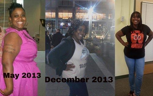 Jasmaine weight loss