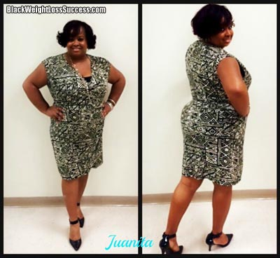 Juanita weight loss story