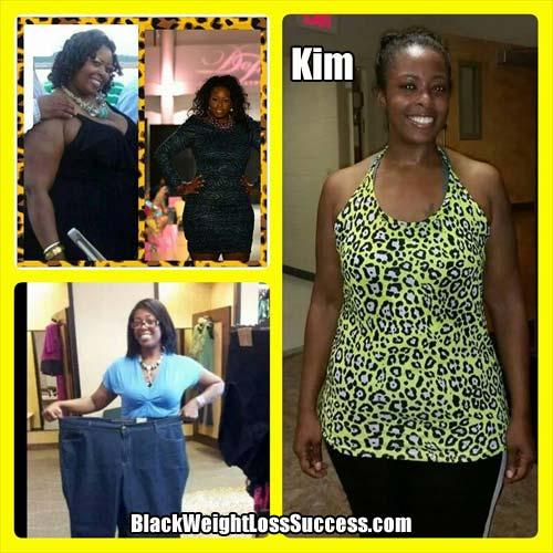 Kimberly Rainey Weight Loss Story