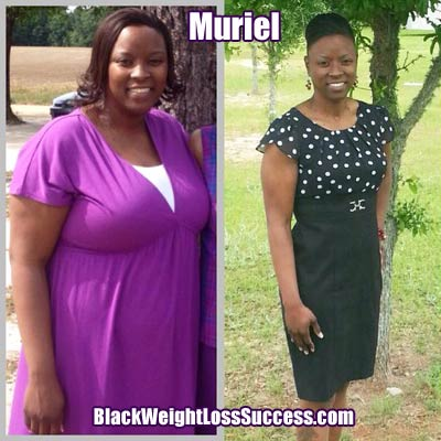Muriel weight loss