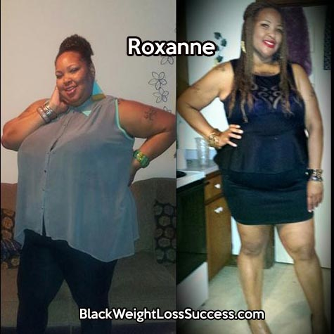 roxanne weight loss story