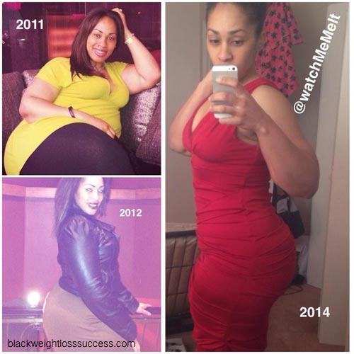 Ashley weight loss story
