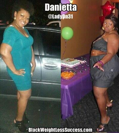 Danietta weight watchers