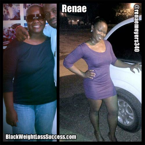 Renae weight loss story