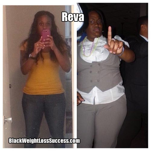 Reva weight loss
