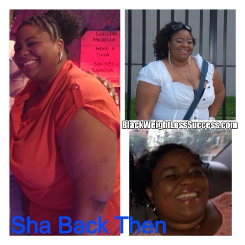 Sha before and after photos