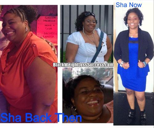 Sha weight loss story