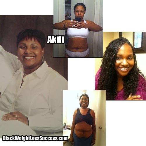 Akili weight loss success story