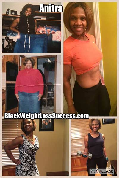 Anitra weight loss