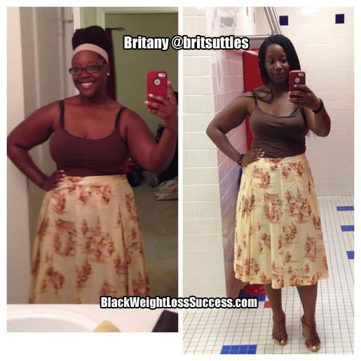 Britany weight loss