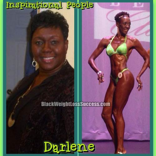 Darlene weight loss story