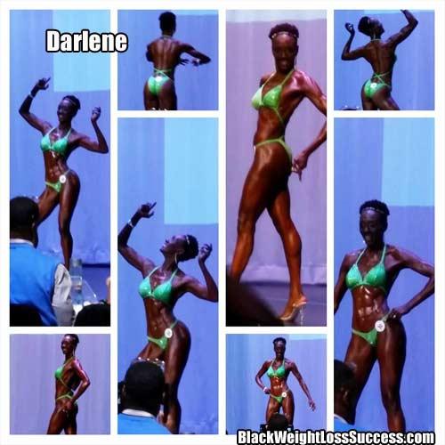 Darlene weight loss story