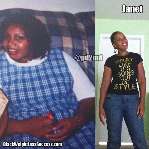 Janet weight loss