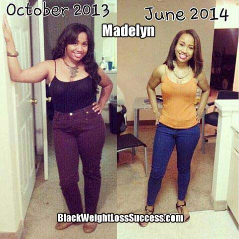 Madelyn weight loss