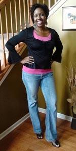 Markita after weight loss