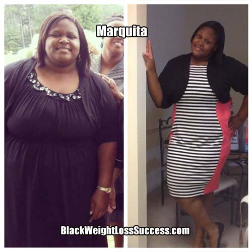 Marquita weight loss