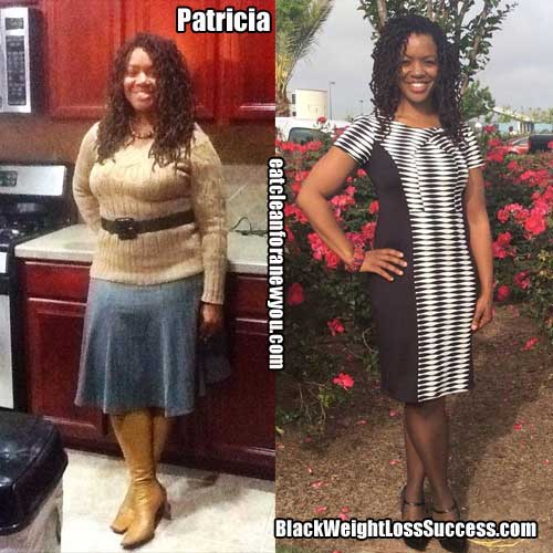Patricia clean eating