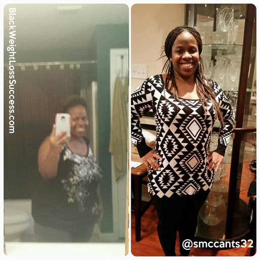 Shonda before and after