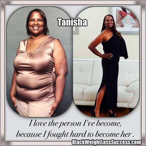 Tanisha gastric sleeve weight loss