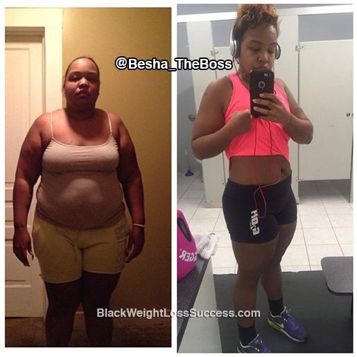 besha weight loss story