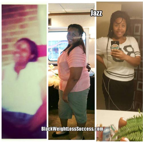 jazz weight loss success story