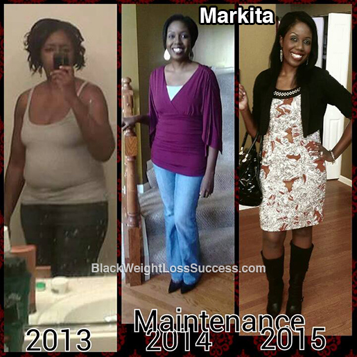 markita before and after