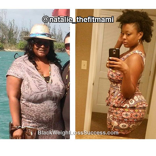 natalie weight loss story