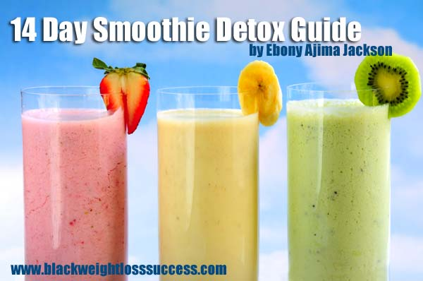 14 day smoothie detox challenge