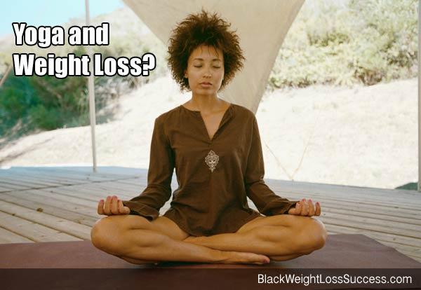 yoga weight loss