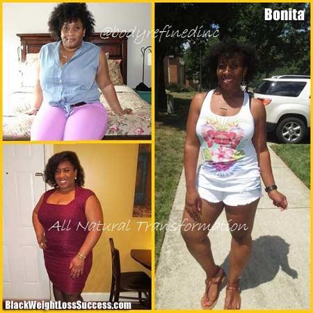 Bonita weight loss