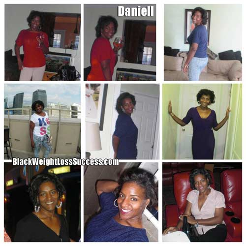 Daniell after weight loss