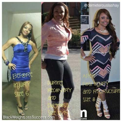 Demeterous weight loss