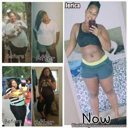 Jerica weight loss