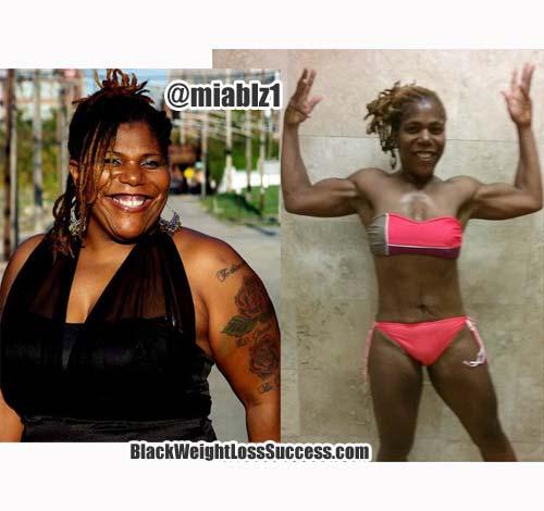 MiaBlz weight loss