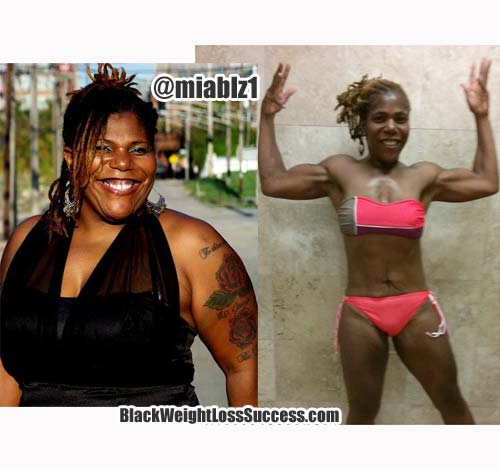MiaBlz weight loss